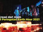 earth hour 2021 aston simatupang