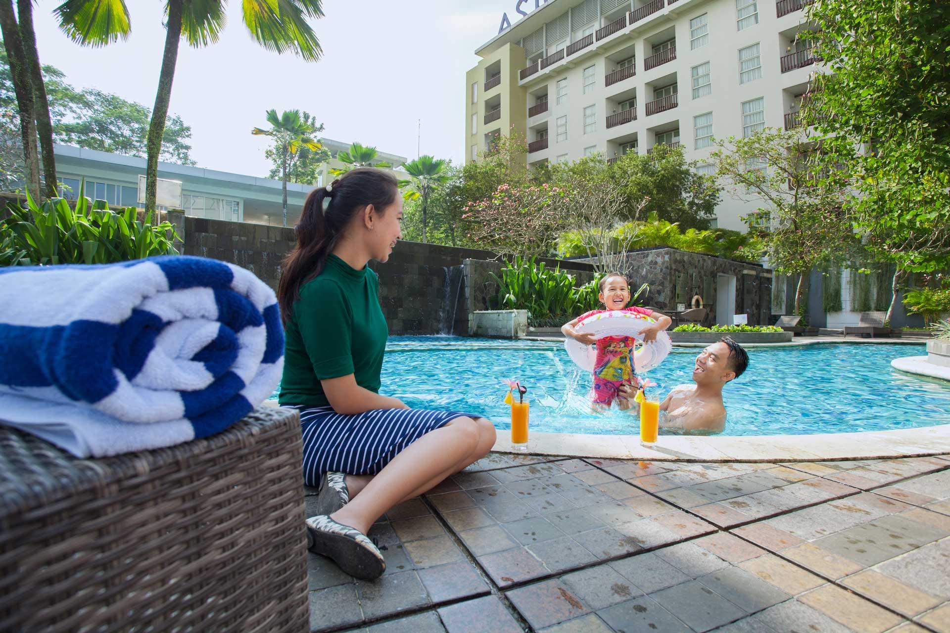 Aston Bogor Hotel & Resort Sediakan Tiga Paket Menarik untuk berlibur di Kota Hujan.